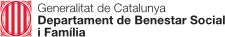 Generalitat de Catalunya - Departament de Benestar Social i Família