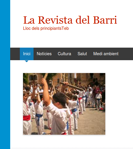 Captura de la Revista del Barri